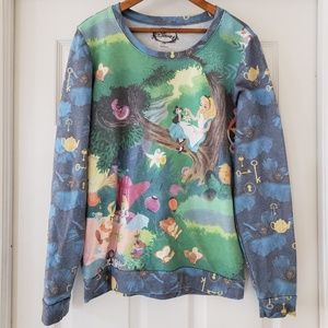 Disney Alice sweatshirt